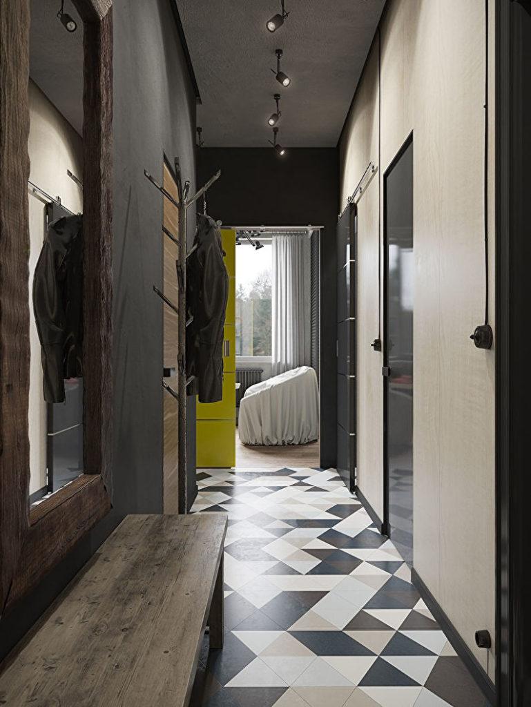 Оформление маленького коридора – Ой! — Компания «Труд» Тула — строительный склад-магазин