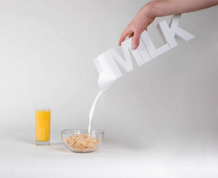 innovative packaging milk