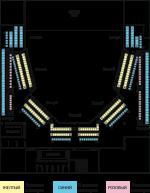 А2 схема зала фото – A2 Green Concert