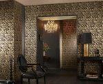 Черные обои на стену в интерьере – Черные обои на стену в интерьере: 6 советов по дизайну
