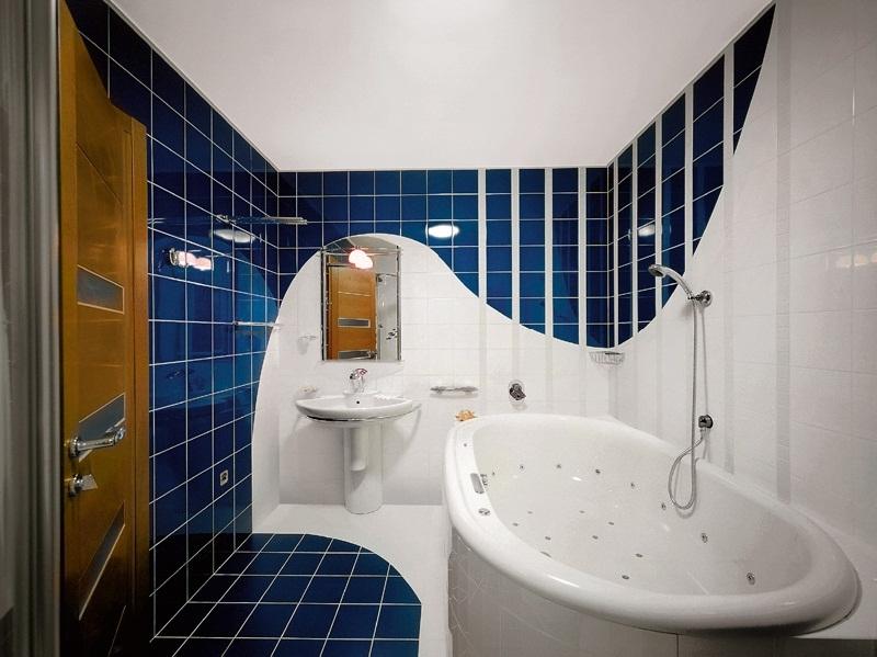 Декор ванной комнаты своими руками фото – Ой!