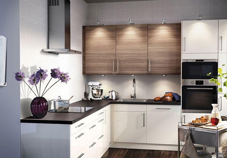 Дизайн большой кухни – Дизайн большой кухни (75 фото): современные стили, идеи интерьера