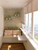 Идеи для лоджии – Красивый дизайн балкона (75 фото)