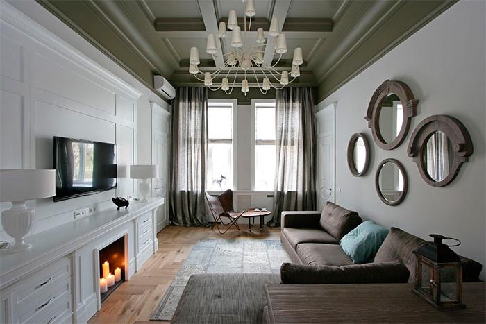 Классика в интерьере – Классический стиль в интерьере (фото): особенности декора и обстановки
