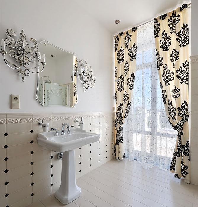 Шторы на окно в ванной комнате фото – фото, занавеска на окно, как окормить фотошторами, римские красивые шторы, дизайн