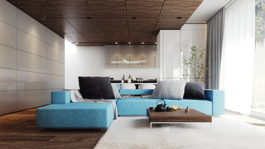 Стильная гостиная дизайн 2018 – . 2018