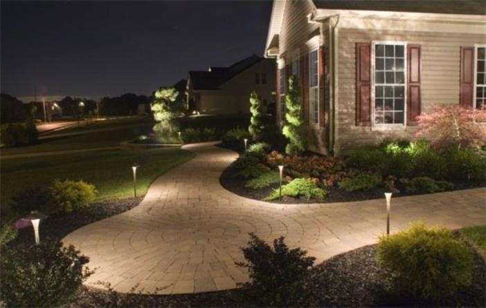 Уличное освещение для дома – Уличное освещение для загородного дома