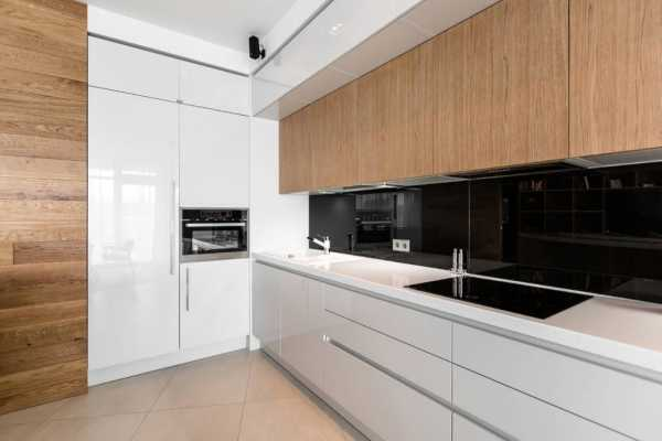 Фото кухни в современном стиле в квартире – Кухни в современном стиле — 187 реальных фото