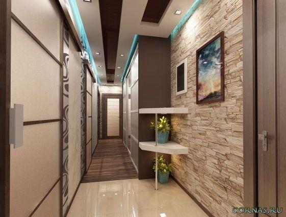 Ремонт коридоров фото – как красиво сделать оформление коридора своими руками, идеи дизайна в квартире